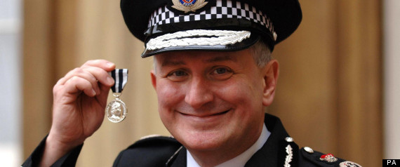 Chief Constable Sean Price Cleveland Police Sacked