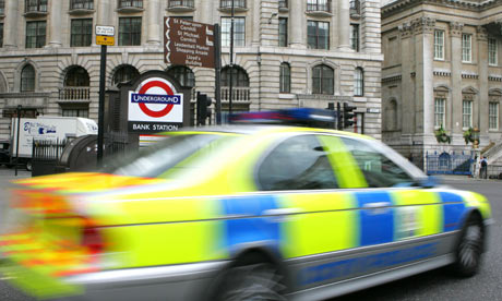 London Police Officer Arrested Over Alleged Leak to Journalists