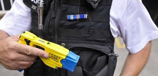 Home Office Reports Police Taser Kids Young as 11 Everday